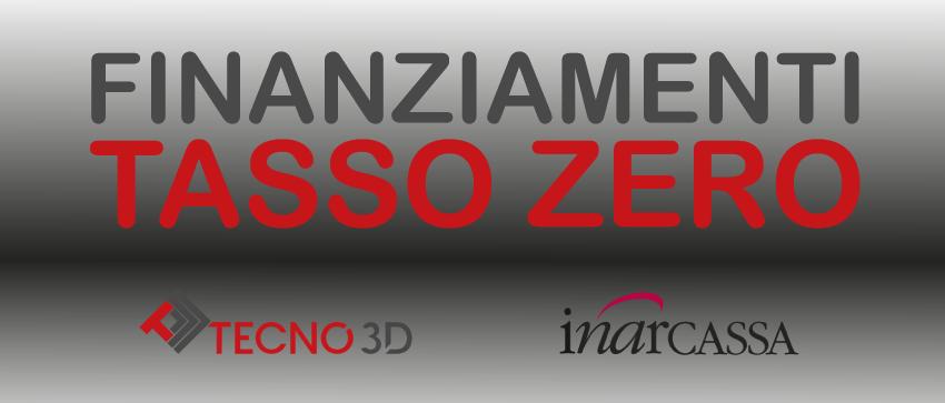 inarcassa-rateazioni-dilazioni-interessi zero-finanziamenti-tecno 3d-offerta