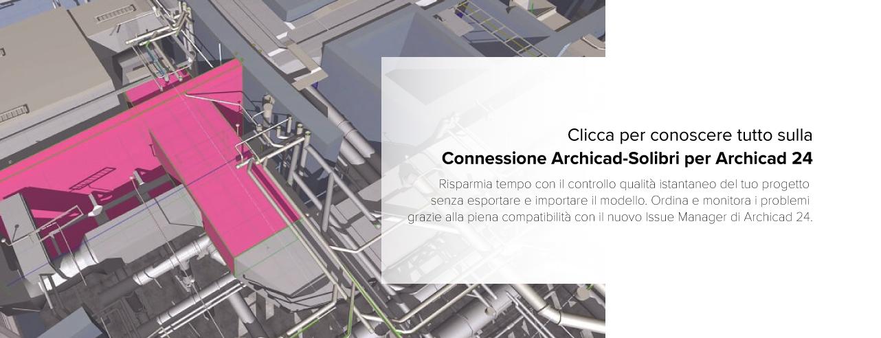 archicad - colibri - archicad 24 - aggiornamento - update- graphisoft italia - graphisoft - tecno 3d - bim - architettura - edilizia