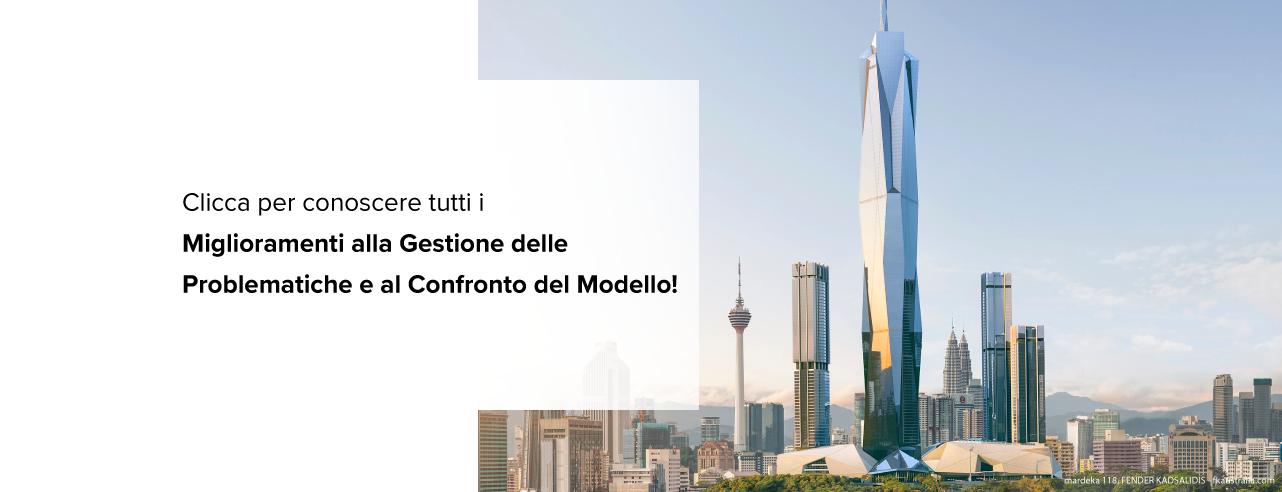 archicad 24 - aggiornamento - update- graphisoft italia - graphisoft - tecno 3d - bim - architettura - edilizia
