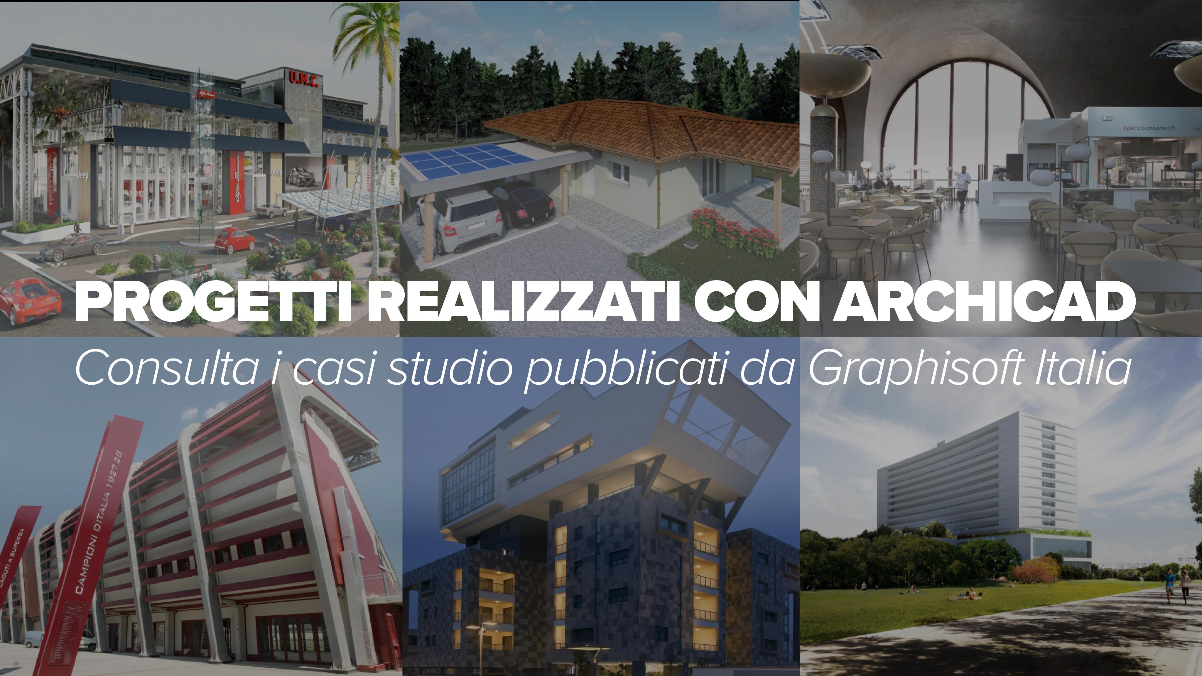fatti con archicad - blog archicad - bim - progetti archicad - graphisoft italia - archicad - tecno 3d - casi studio